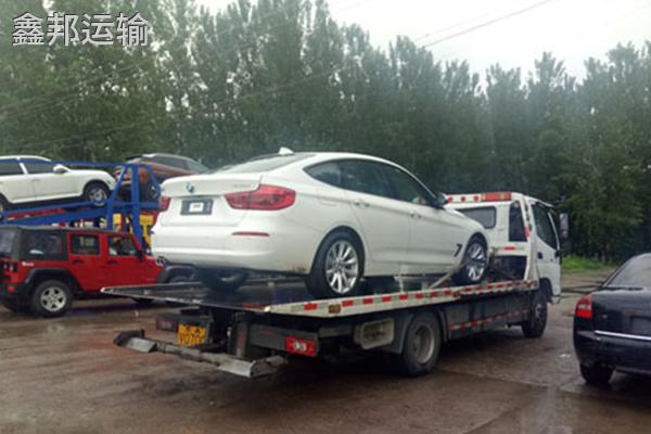 北京到上海 小轿车运输案例