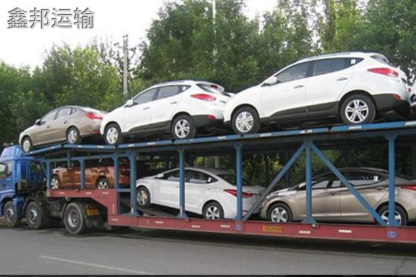 轿车要多少运费汽车托运几天到?
