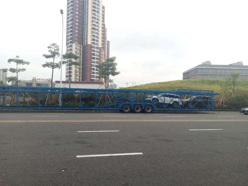 西安到乌鲁木齐小轿车托运图片