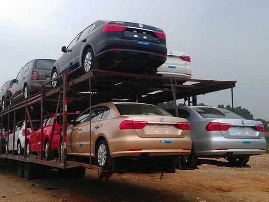 西安到上海小汽车托运图
