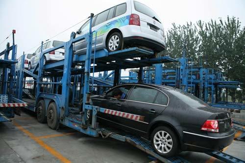 西安到上海小汽车托运图片