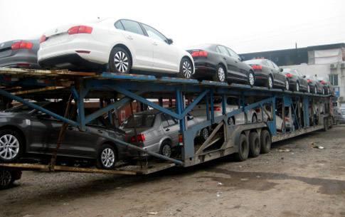 西安到哈尔滨托运轿车物流公司图片