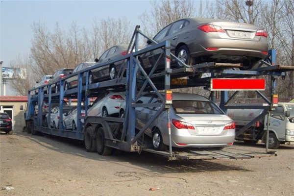 西安到杭州越野车托运公司全程保险_免费上门取车