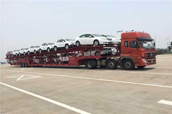 西安到广州商务车托运公司全程保险_免费上门取车