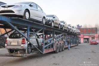 西安到北京轿车插插网多少钱能运