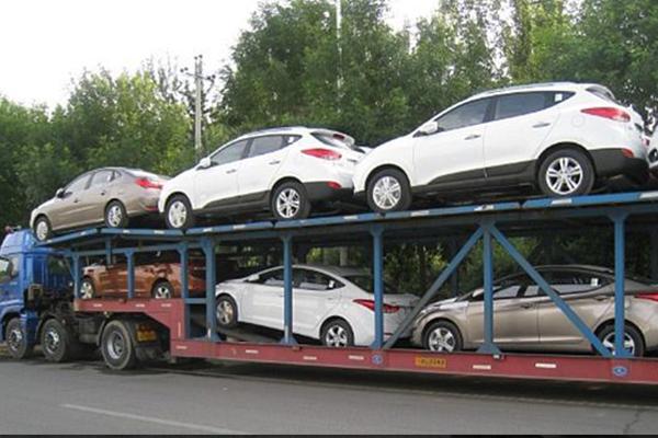 从西安到昆明能不能托运轿车