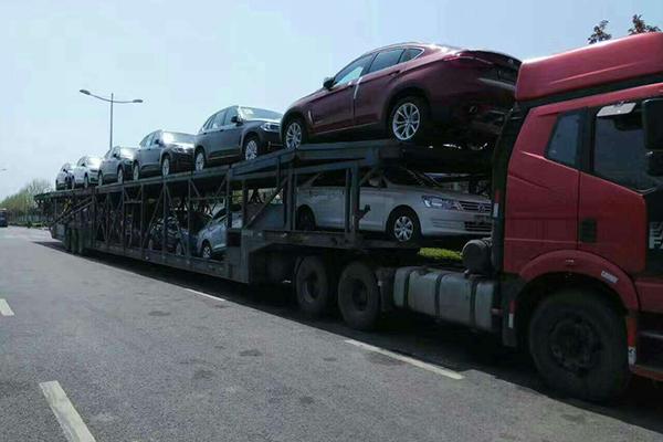 从西安到昌吉能不能托运轿车 费用多少