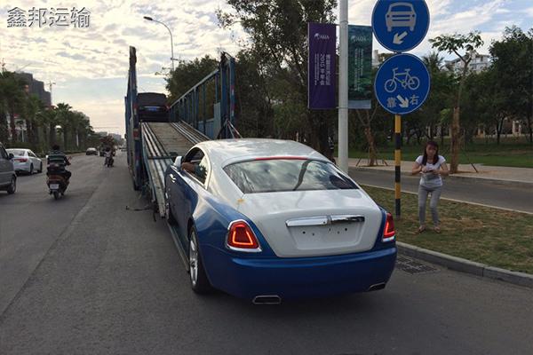 西安到克孜勒苏托运轿车哪家轿车托运公司速度快