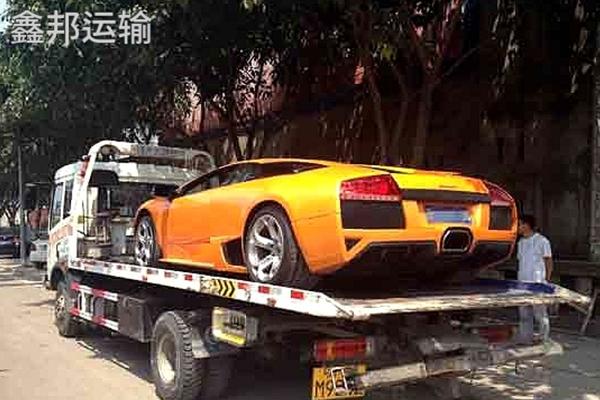 西安到天津轿车托运需要多久、几天到