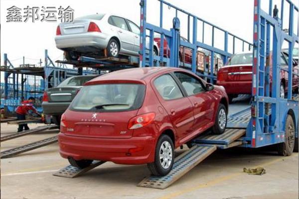 西安轿车托运到天津多少钱、几天能到?