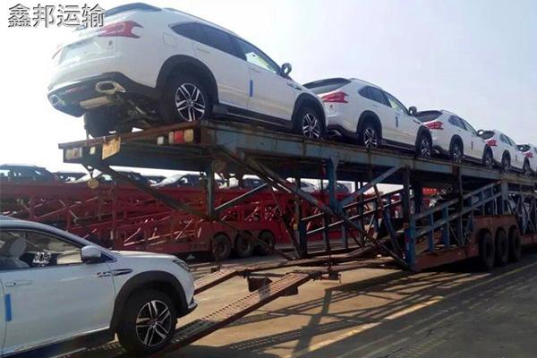 西安轿车托运到北京需要多少钱